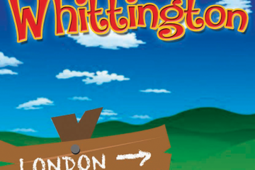 Dick Whittington EK Arts Centre Panto